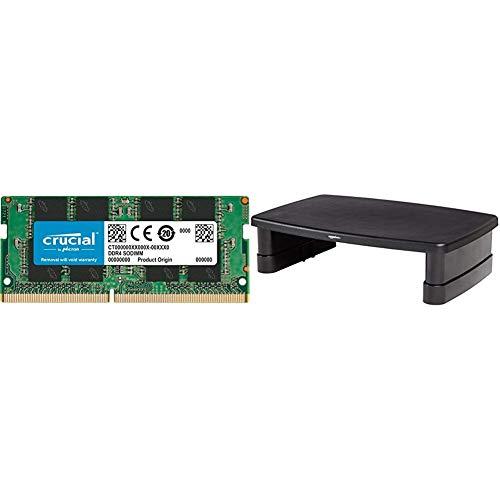 Crucial CT8G4SFS824A Memoria RAM de 8 GB (DDR4, 2400 MT/s, P