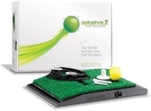 OptiShot2 Version 2021 - Simulador de golf con herramienta online para Mac OS y Windows