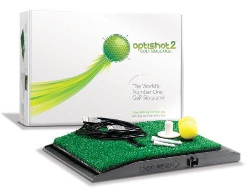 OptiShot2 Version 2021 Golfsimulator mit Online Tool für MAC OS & Windows