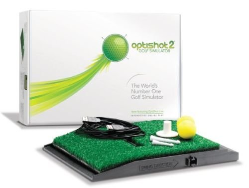 OptiShot2 Version 2021 Golfsimulator mit Online Tool für MAC OS & Windows