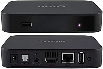 MAG 254 w1 Infomir IPTV/OTT Set-Top Box WiFi Built-in
