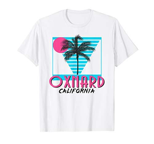 Oxnard California T Shirt Retro CA Cool