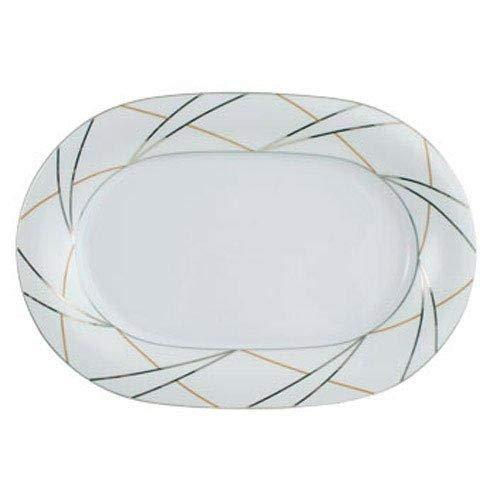 Tettau Jade Platte oval 32 cm [W]