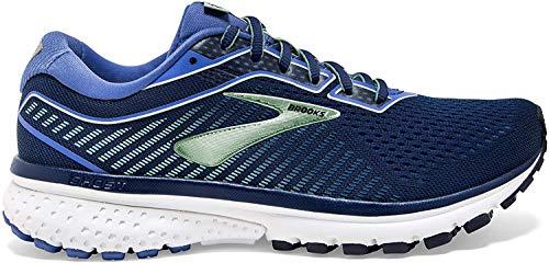 Brooks Women's Running Shoes, Blue Peacoat Blue Aqua 413, 6 us
