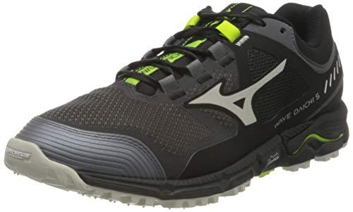 Mizuno Wave Daichi 5, Zapatillas para Carreras de montaña Hombre, Imán/Moonstruck/Colores, 44 EU