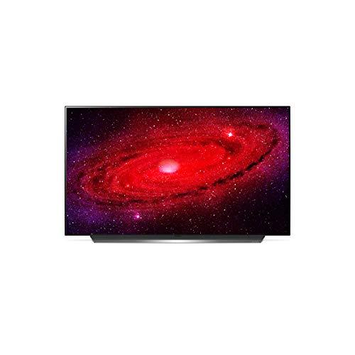 LG OLED48CX9LB 121 cm (48 Zoll) OLED Fernseher (4K, Dual Triple Tuner (DVB-T2/T,-C,-S2/S), Dolby Vision, Dolby Atmos, Cinema HDR, 100 Hz, Smart TV) [Modelljahr 2020]