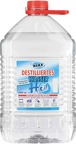 Zentrallager Acqua distillata, 5 l