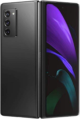Samsung Galaxy Z Fold 2 SM-F916B 256GB Factory Unlocked Android 5G - International Version (Mystic Black)