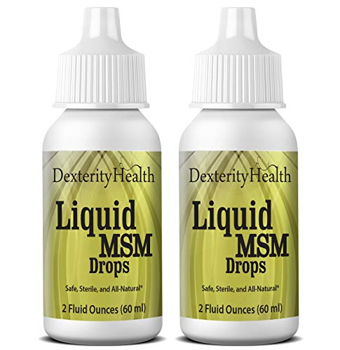 ALL-NATURAL SUPPORT: Liquid MSM, when applied directly to the eye, has been shown to soften the membranes of the eye, allowing them to be more permeable, so that nutrients can pass through and provide nutrients to heal damage to the eyes. MSM Drops n...
