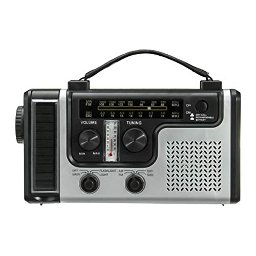 Not application Radios solaires d'urgence Portable...