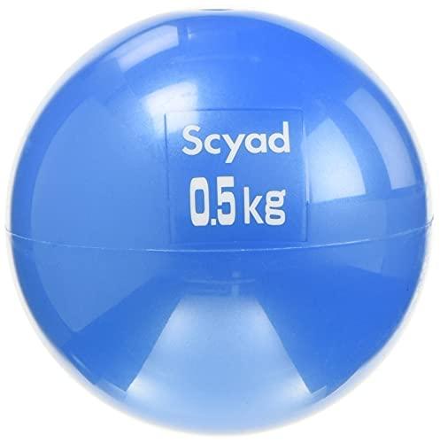 スクヤド(Scyad) byトーエイライト(TOEI LIGHT) TL013ソフトメディシンボール0.5K