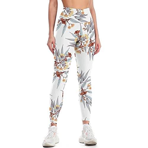 QTJY Pantalones de Yoga para Mujer, Cintura Alta, Sexy, Pantalones de Yoga para Levantar la Cadera, Ejercicio Push-up, Pantalones Deportivos Ajustados para Celulitis, A M