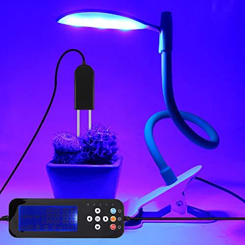 SALUTUY Grow Light, único y práctico Plant Grow Lamp Control Inteligente para Plantas