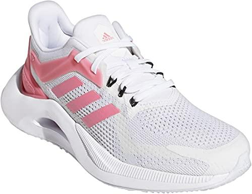 adidas ALPHATORSION 2.0 W, Zapatillas de Running Mujer, FTWBLA/TONROS/NEGBÁS, 37 1/3 EU