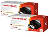 Cartridgex 2 cartuchos de tóner compatibles para Ricoh SP 150SU SP 150SUw SP 150W SP 150