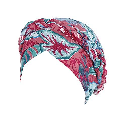 pequeño y compacto TININNA Turbante de mujer, pañuelo de mujer, turbante de mujer…