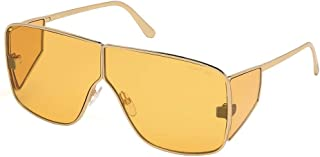 Sunglasses Tom Ford FT 0708 Spector 33E gold/other / brown
