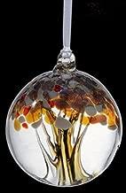 Anniversary Tree of Life Glass Friendship Ball