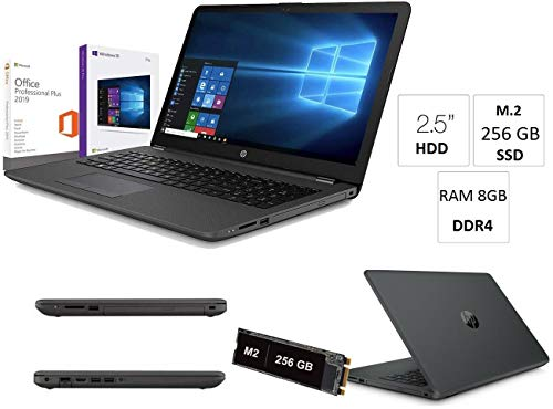 Notebook Pc Portatile HP 255 G7 fino 2,6 GHz Display 15.6