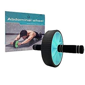 Avenmax - Ruota addominale per esercizi addominali a casa, palestra, allenamento addominale, ruota per addominali, Unisex - Adulto, Scarpette a strappo Voltaic 3 Velcro Fade - Bambini