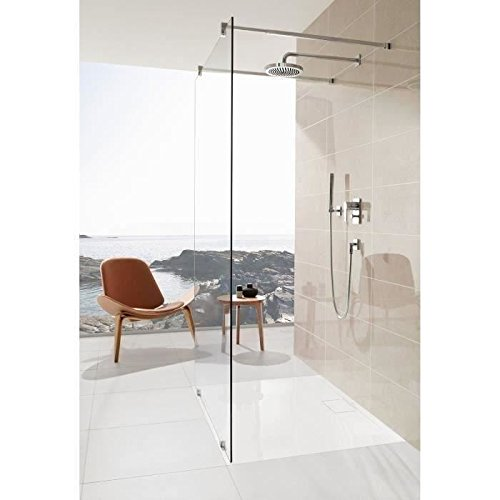 Villeroy + Boch Architectura Duschwanne (1490ARA215) MetalRim 1400x900x15mm weiß alpin, DA1490ARA215