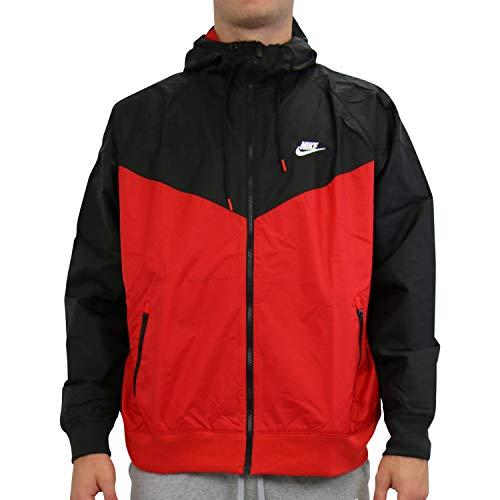 Nike Herren Sportswear Windrunner Jacke Rot M