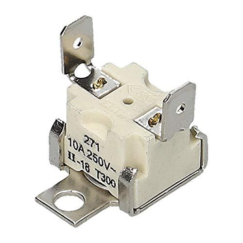 LUTH Premium Profi Parts Temperaturbegrenzer für Herd/Backofen 300° für Electrolux AEG 3570560015