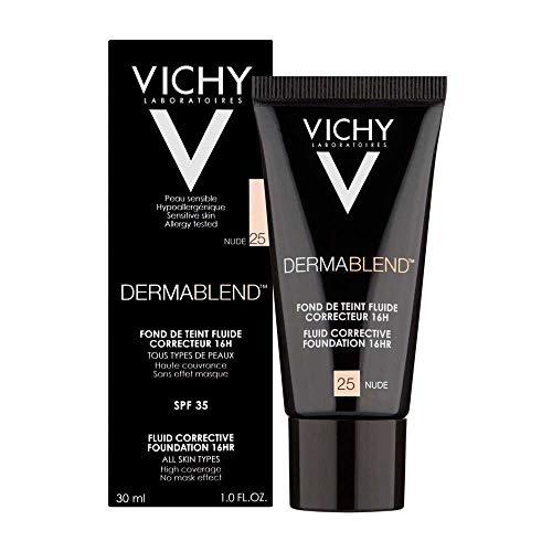VICHY DERMABLEND Make-up 25, nude, 30 ml