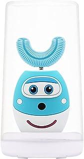 Orale Reiniging Kinderen elektrische tandenborstel automatische tandenborstel 5 versnelling snelheid timing tandenborstels...