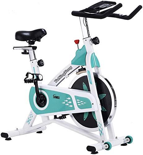 Bicicleta de ejercicios en interiores, 200 kg Rodamiento de peso Dinámico Ciclismo Ejercicio Fitness Equipos de fitness, Equipo de ejercicio para interiores en el hogar, Utilizado para el ejercicio pa