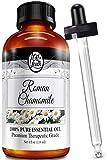 4oz Bulk Roman Chamomile Essential Oil – Therapeutic Grade – Pure & Natural Roman Chamomile Oil