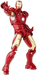 Kaiyodo Iron Man Revoltech SciFi Super Poseable Action Figure #036 Iron Man Mark III