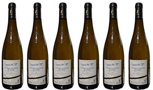 Côteaux du Layon 2019, Vin Blanc, en lotes de 6 botellas de 75 cl