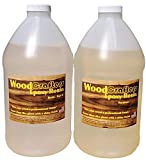 Crystal Clear WoodCrafters Epoxy Resin Coating for Bar Table Top - High Gloss Finish for Tabletops - 1 Gallon Kit