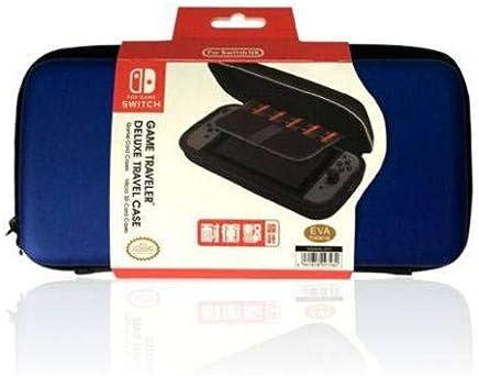 Case Bolsa Estojo De Viagem Capa De Proteção Nintendo Switch - AZUL