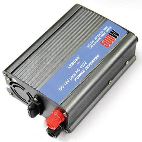 Inversor de Corrente 500W 110V Leboss LB-507