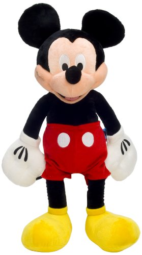 Disney - 600243 - Peluche Mickey Mouse - 25 cm