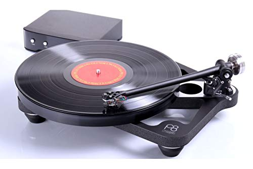 Buy Discount RAPLANC 3 Speed Portable Turntable, Can Play Vinyl Records to Experience The Retro-Styl...