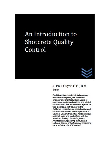 An Introduction to Shotcrete Quality Control