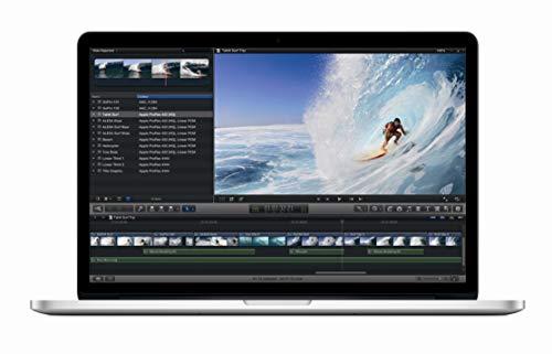Apple Macbook Pro A1425 MD212LL/A - Core i5-3210M 2.50 GHz CPU - 8GB RAM - 128GB SSD - Mac OS (Renewed)