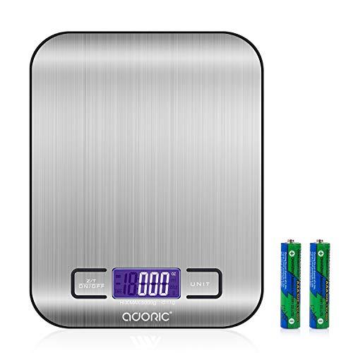 ADORIC Balance Cuisine Electronique Balance de...