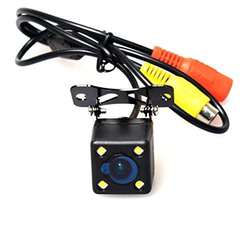 Cocar Coche Automotive Vista Trasera de reserva Cámara Libre 6M / 20FT RCA Video Extensión Cable Automática IR / LED Nocturna Vision