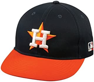 watch 05980 0aa99 2013 Youth FLAT BRIM NeW LOGO Houston Astros Road NavyBlue Orange Hat Cap  MLB Adjustable