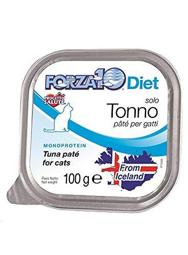 Forza 10 Gatto Solo Diet Tonno 100 gr 1 Vaschetta