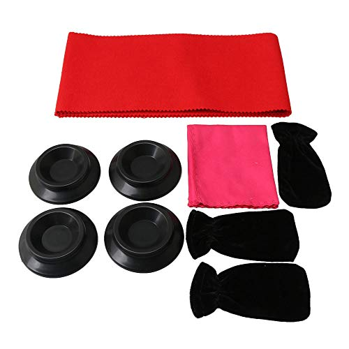 Learn More About lovermusic 4PCS Multicolor ABS Piano Cleaning Kit Replacement for Upright Piano Cle...