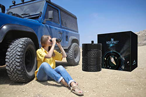 Product Image 2: MISHOWNET Tire Coffee Tea Mug Gift for Car Lovers Mechanics Car Enthusiasts Christmas Gifts for Man Birthday Gift