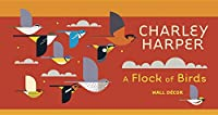 Charley Harper Flock of Birds Wall Decor