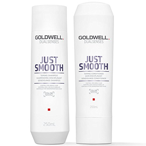 Goldwell Dualsenses Just Smooth Taming Shampoo, 250 ml, Spülung, 200 ml