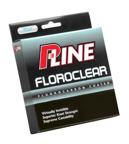 P-Line Floroclear Filler Spool (300-Yard, 15-Pound)