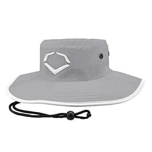 EvoShield Logo Bucket Hat, Charcoal - OSFM